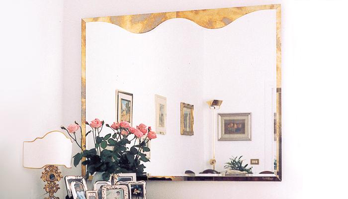 Vetro per interni: Specchi e Specchiere