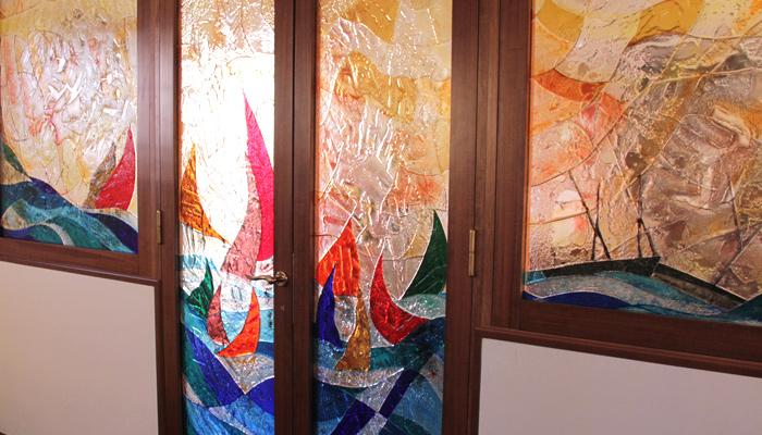 vetro per interni: Porte e Finestre